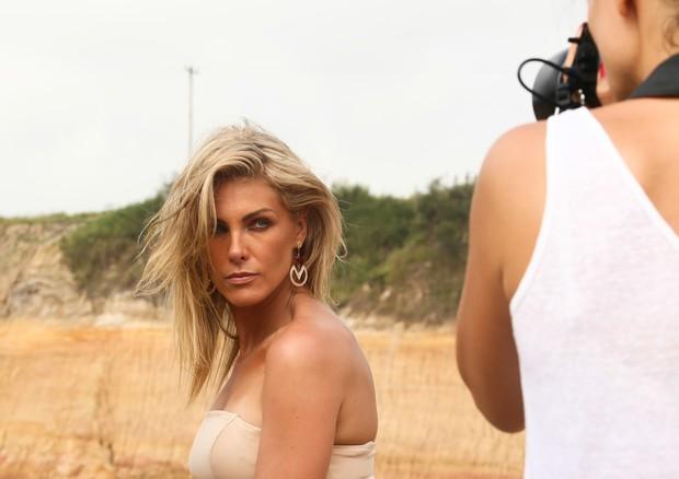 Ana Hickmann para a Rommanel (Foto: Iwi Onodera/Brazil News)