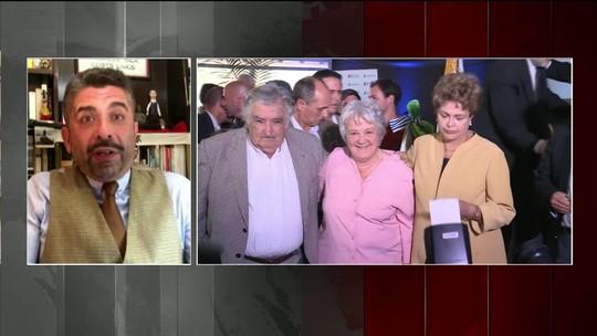 Mulher do ex-presidente José 'Pepe' Mujica vai assumir vice-presidência no Uruguai