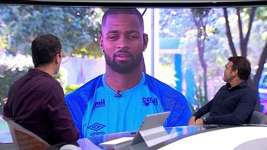 """Dedé comemora retorno em alto nível e fala sobre lista de suplentes da Seleção: """"Foi bonito demais"""""""