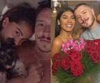 Pocah namora Ronan Souza, que é ex de Anitta. Ele vive fazendo declarações para a funkeira e tem 304 mil seguidores | Reprodução