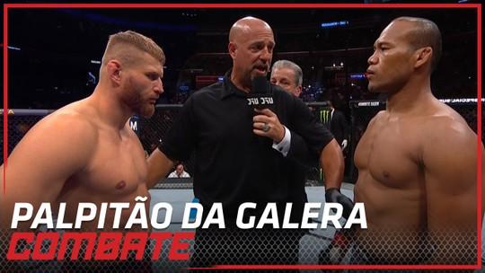 Palpitão do Combate: UFC São Paulo