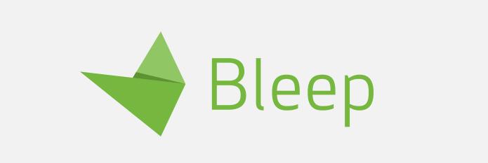 Identidade visual do Bleep, mensageiro do BitTorrent (Foto: Divulgação/BitTorrent)
