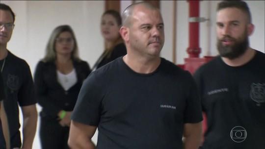Ex-jogador da seleção é preso durante jogo no Mané Garrincha, em Brasília