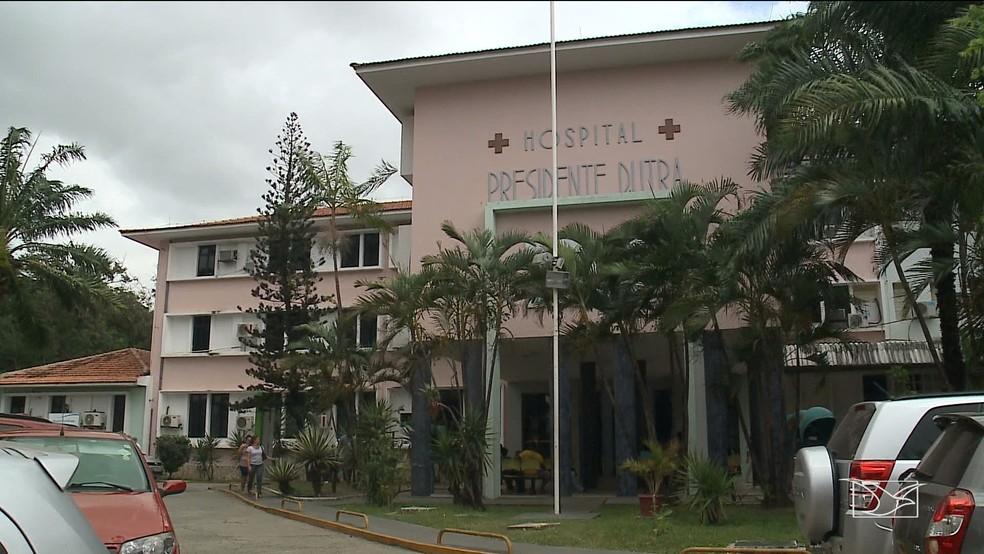 Hospital Universitário, em São Luís, é o único local credenciado a fazer transplantes de cinco tipos de órgãos no Maranhão. — Foto: Reprodução/TV Mirante