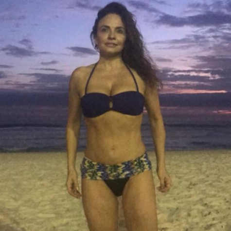 Luiza Tomé (Foto: Reprodução)