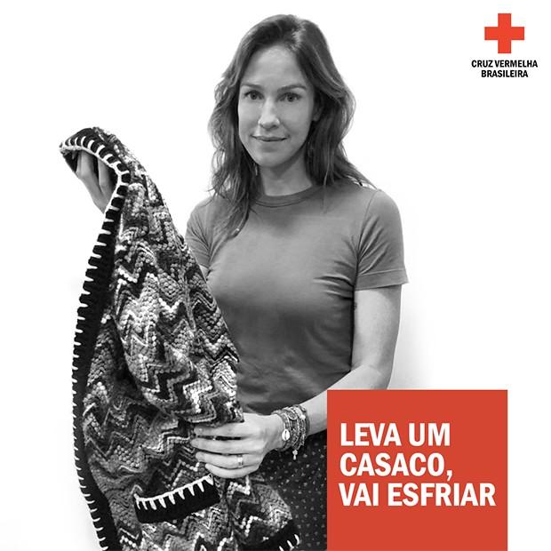 Luana Piovani (Foto: Thais Galardi/ Divulgação)