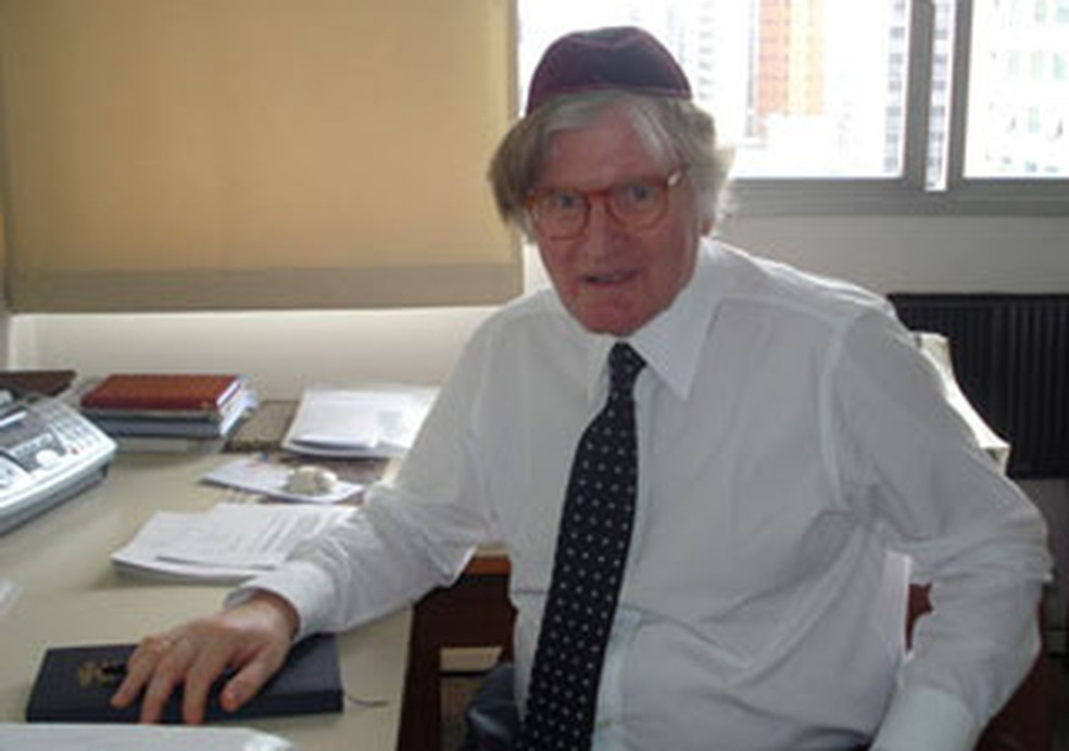 Henry Sobel, em 2009 — Foto: Carolina Iskandarian/ G1/Arquivo