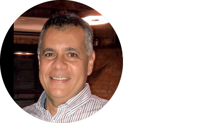 Raul Almeida Moraes Neto, criador de Torixoréu (MT) (Foto: Divulgação)