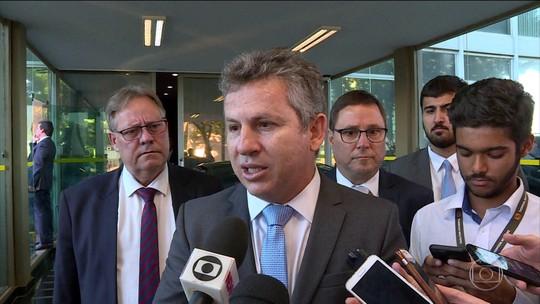 Governador de Mato Grosso diz que vai decretar estado de calamidade financeira