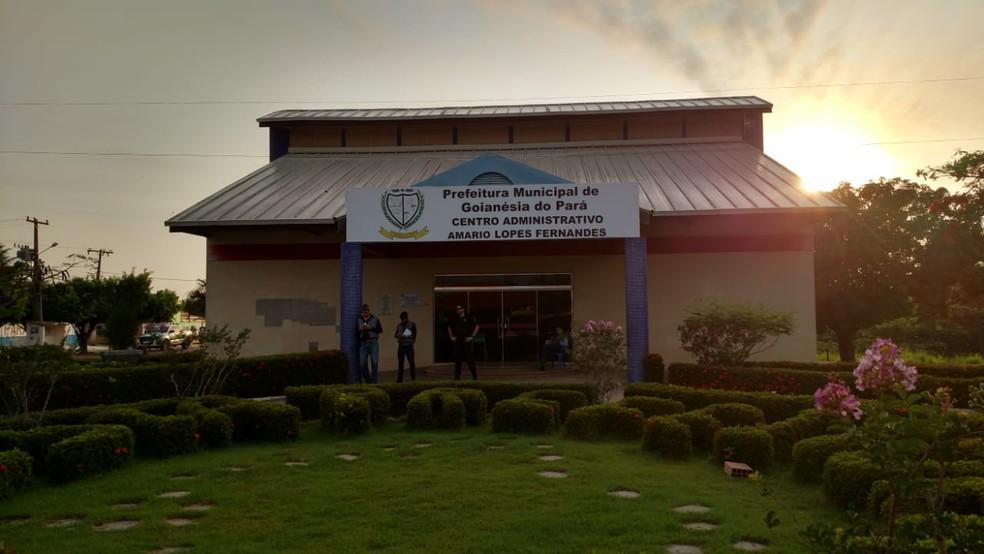 goianesiapa - PF desarticula quadrilha que fraudou R$ 2,5 milhões em licitações de transporte e merenda escolar no Pará