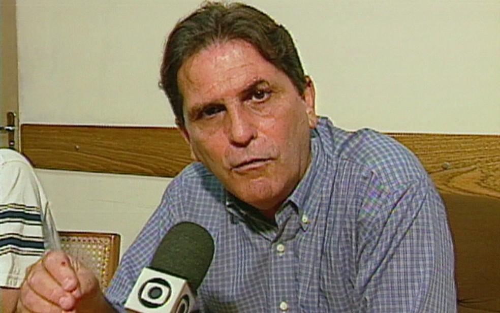Ettore Labanca foi prefeito de São Lourenço da Mata, no Grande Recife, por quatro mandatos — Foto: Reprodução/TV Globo