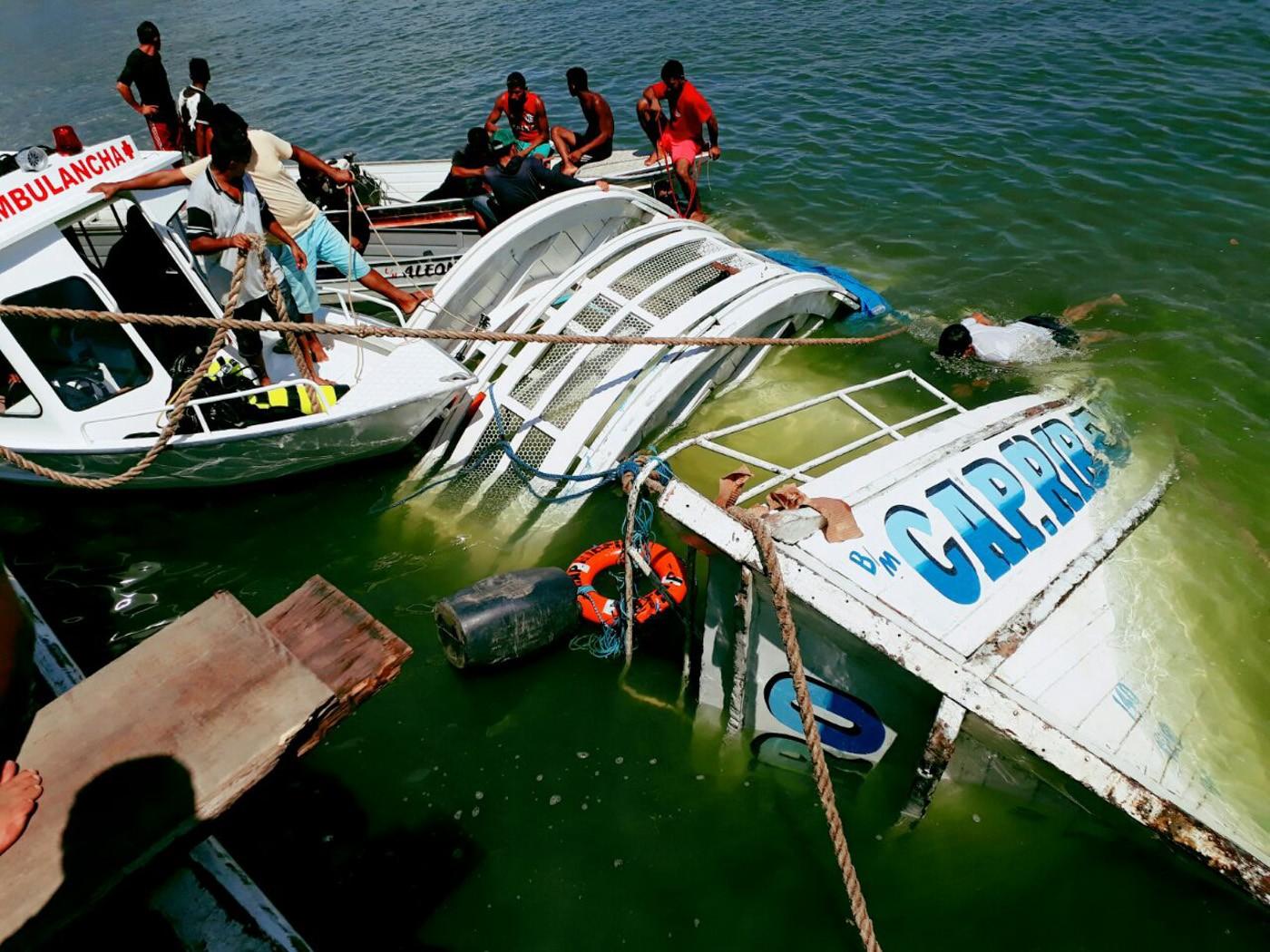 Naufrágio em Porto de Moz, que deixou 23 mortos completa dois anos; donos de embarcação não foram julgados - Notícias - Plantão Diário