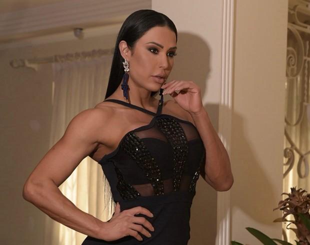 Gracyanne Barbosa (Foto: Máfia Brasileira)