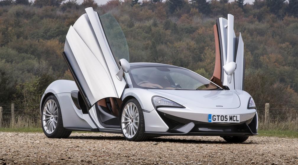 McLaren 570GT custará em torno de R$ 1,8 milhão (Foto: Divulgação)