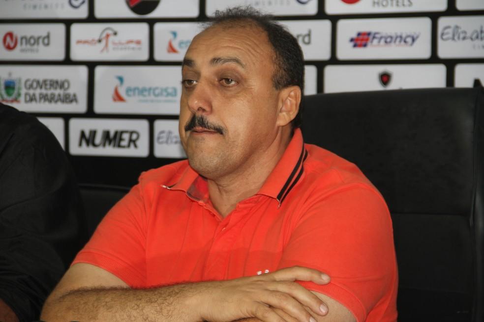 Botafogo-PB quer torcida única no Almeidão em jogo contra o Santa Cruz