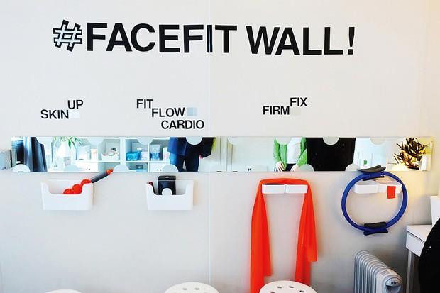 Facelove Fitness (Foto: Divulgação)