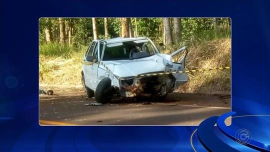 Rapaz morre após bater carro em árvore em rodovia de Tejupá