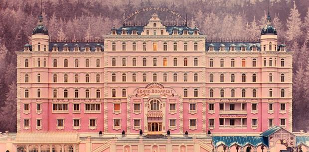 O Grande Hotel Budapeste (2014) (Foto: Pinterest/Reprodução)