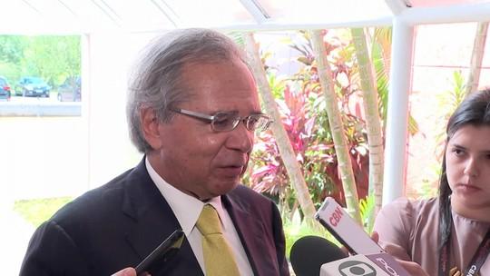 Paulo Guedes diz que Brasil quer livre comércio com a China