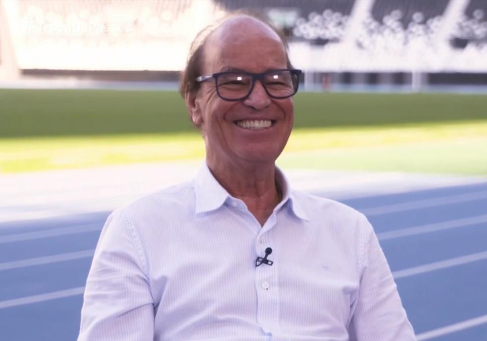 Antônio Lopes — Foto: Reprodução SporTV