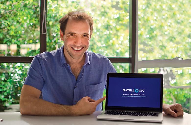 Emiliano Kargieman, fundador e executivo-chefe da Satellogic (Foto: Divulgação)