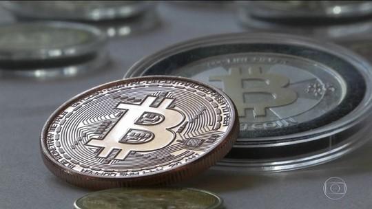 Cotação da bitcoin, moeda virtual, valoriza mais de 900% em 2017