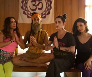 'Surtadas na yoga' | Divulgação