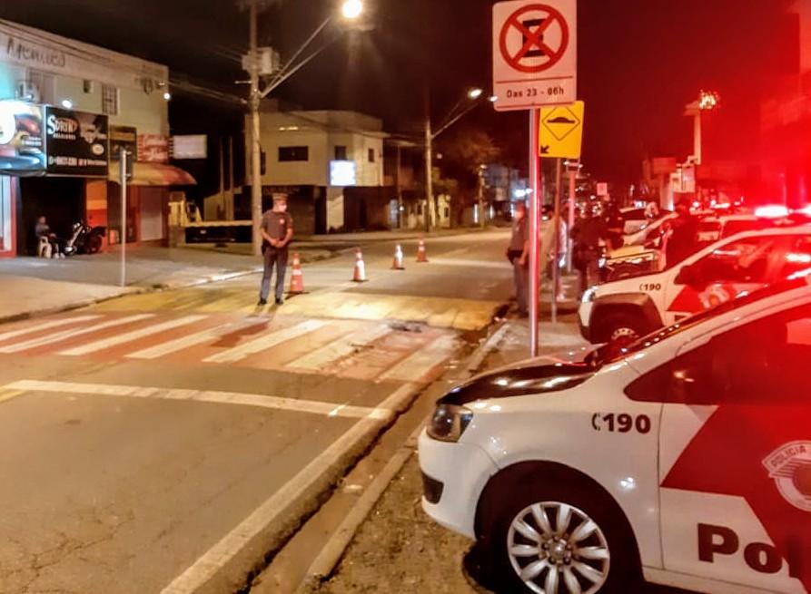 Operação prende mais de 10 pessoas e fiscaliza sete estabelecimentos em Sorocaba no fim de semana