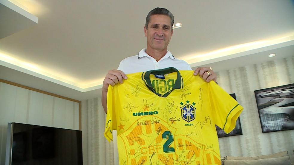 Papo de Copa: Jorginho (Foto: Reprodução TV)