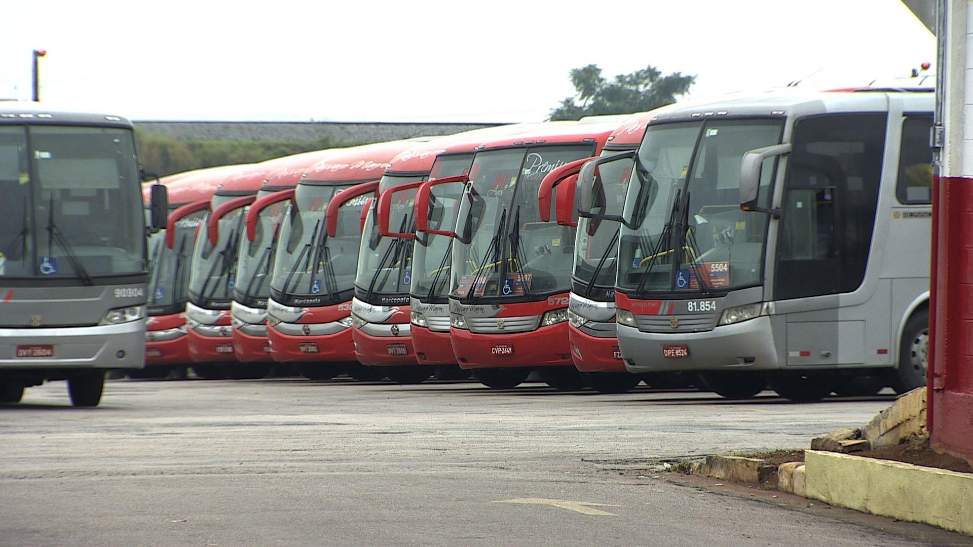 Tarifas de ônibus intermunicipais terão reajuste médio de 6,88% no Vale do Paraíba - Noticias