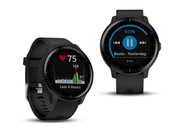 Garmin(R) lança primeiro smartwatch híbrido com tela sensível ao toque (Foto: Divulgação)