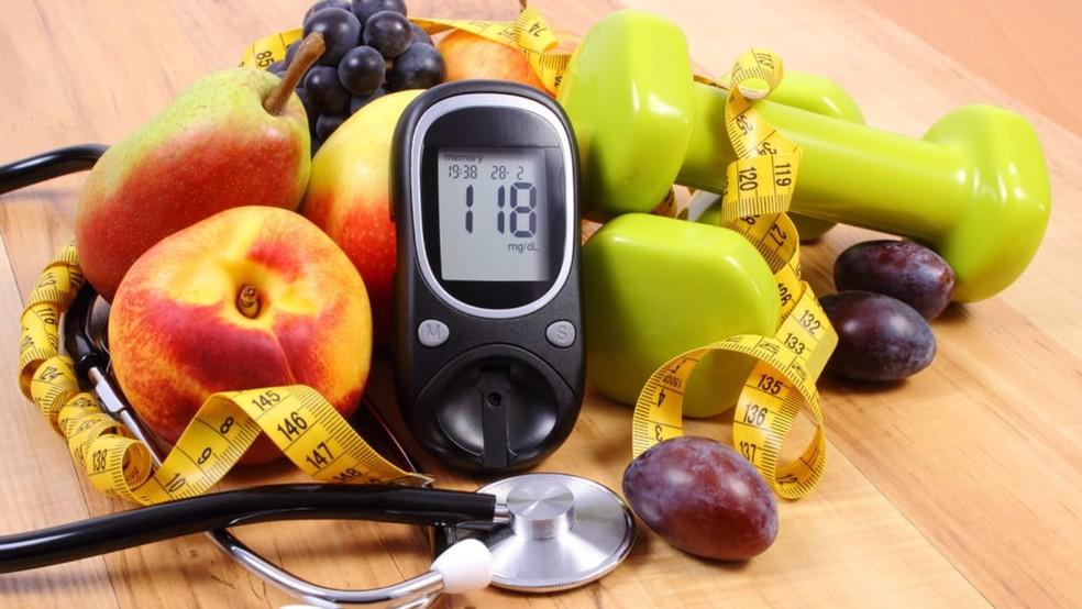 Cuidados da alimentação para quem possui Diabetes — Foto: Humana Assistência Médica