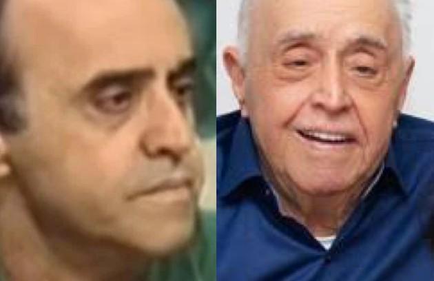 Aos 90 anos de idade e afastado da TV, Mauro Mendonça interpretou Horácio, pai de Jô, com quem tem uma relação de altos e baixos (Foto: Reprodução)