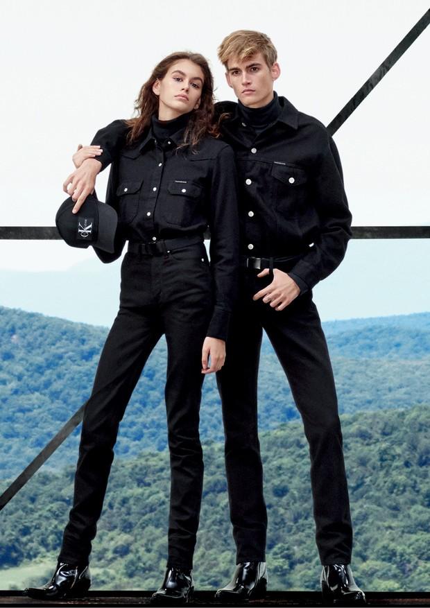 eb1f73dae6c4d Together in Denim  a nova campanha da Calvin Klein Jeans (Foto  Divulgação