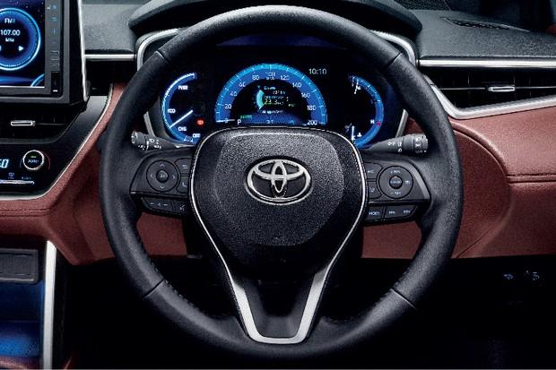 Toyota Corolla Cross 2021 (Foto: Divulgação)