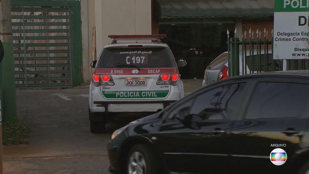 Operação Genebra, que apura fraudes em licitação praticadas por ex-gestores da Cruz Vermelha — Foto: TV Globo/Reprodução