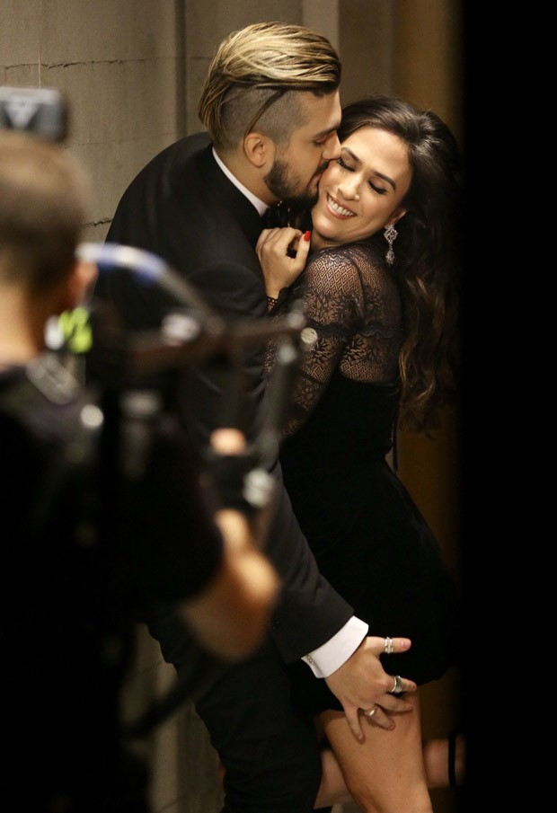 Luan Santana e Tatá Werneck (Foto: Manuela Scarpa/Brazil News)