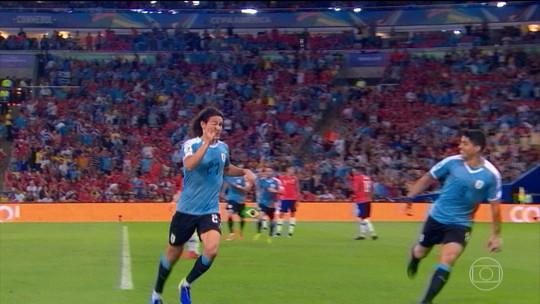 Bate-papo esportivo: os gols da última rodada da fase de grupos da Copa América