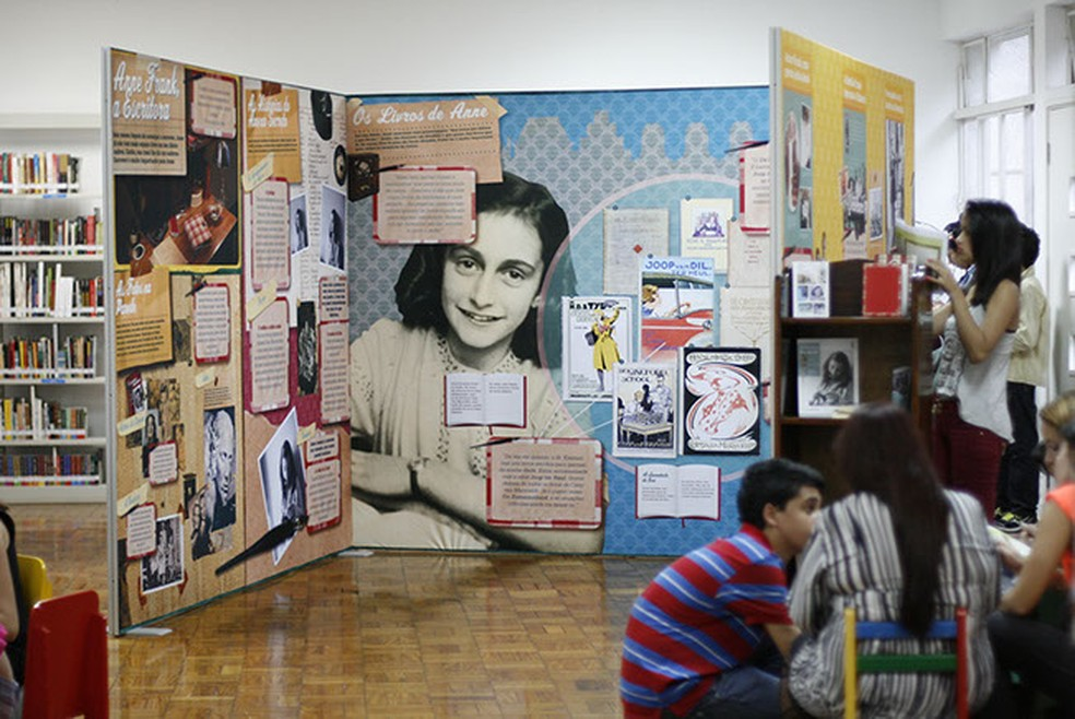 Conferência é realizada pela Anne Frank House (Foto: Instituto Plataforma Brasil/Divulgação)