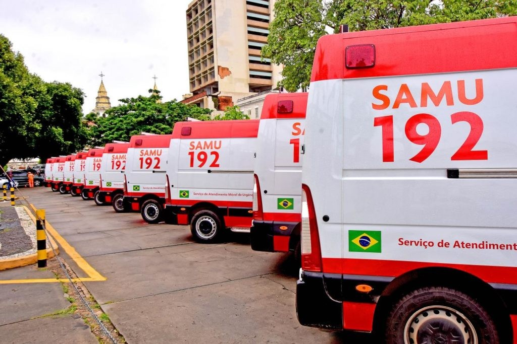 Durante a pandemia, ludovicenses já passaram mais de 7,5 mil trotes para o Samu