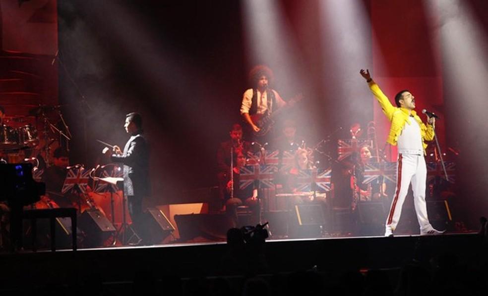 Queen Experience In Concert  — Foto: Divulgação
