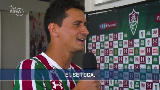 Dê sua nota para o desempenho de Ganso, do Fluminense, no quarto episódio do Futeokê