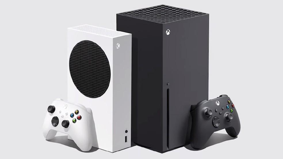 Os novos Xbox têm biblioteca de games mais ampla, graças à retrocompatibilidade — Foto: Divulgação/Microsoft