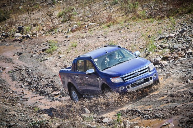 Ford Ranger 2012 (Foto: Ford)