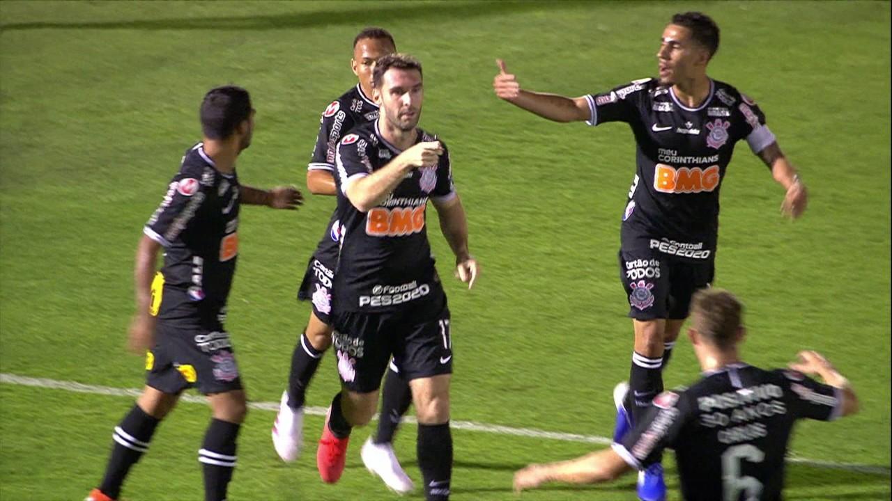 Fez de novo contra o Botafogo-SP, em derrota num amistoso
