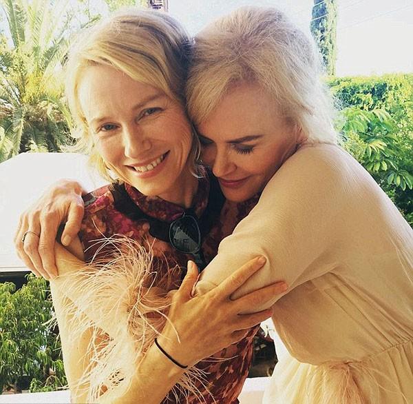 Naomi Watts e Nicole Kidman (Foto: Instagram)