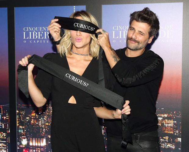 Giovanna Ewbank e Bruno Gagliasso (Foto: Brazil News)