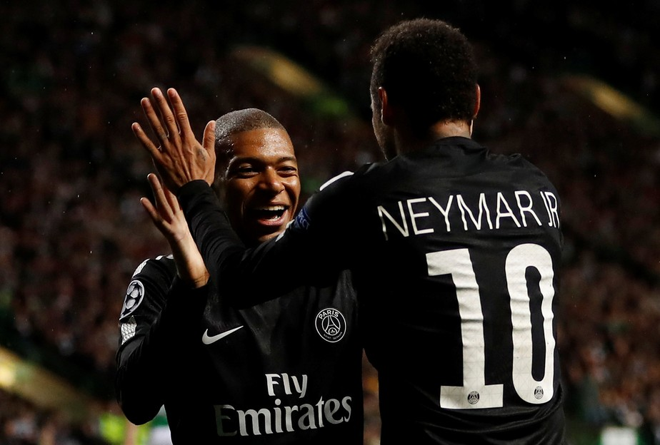 Orgulhoso, dono do PSG diz que alto custo de Neymar e Mbappé
