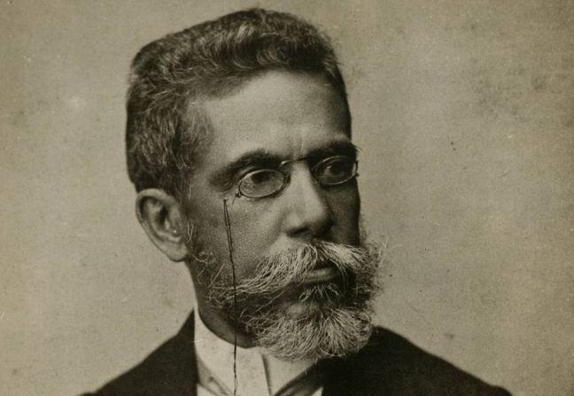 Machado de Assis, aos 57 anos