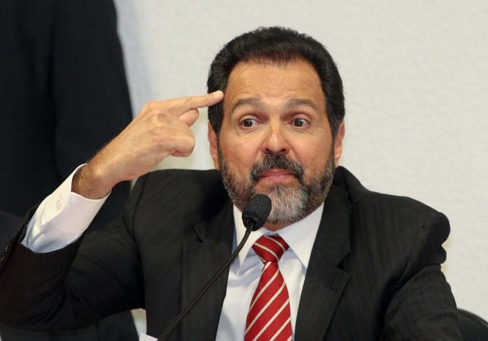 O ex-governador do Distrito Federal Agnelo Queiroz (Foto: Alan Marques/Folhapress)